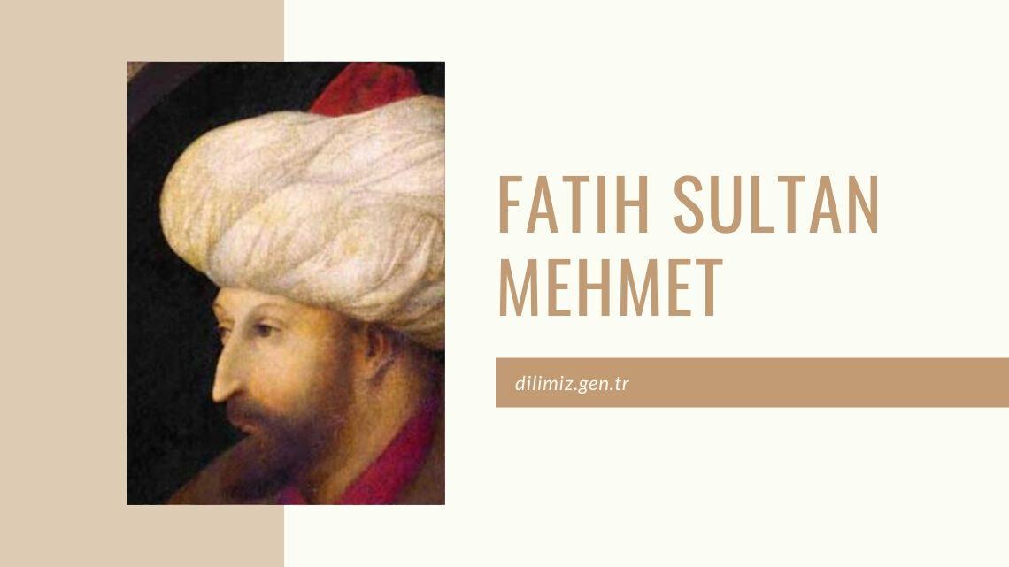 Fatih Sultan Mehmet'in Eşi, Çocukları ve Kardeşleri Kimlerdir?