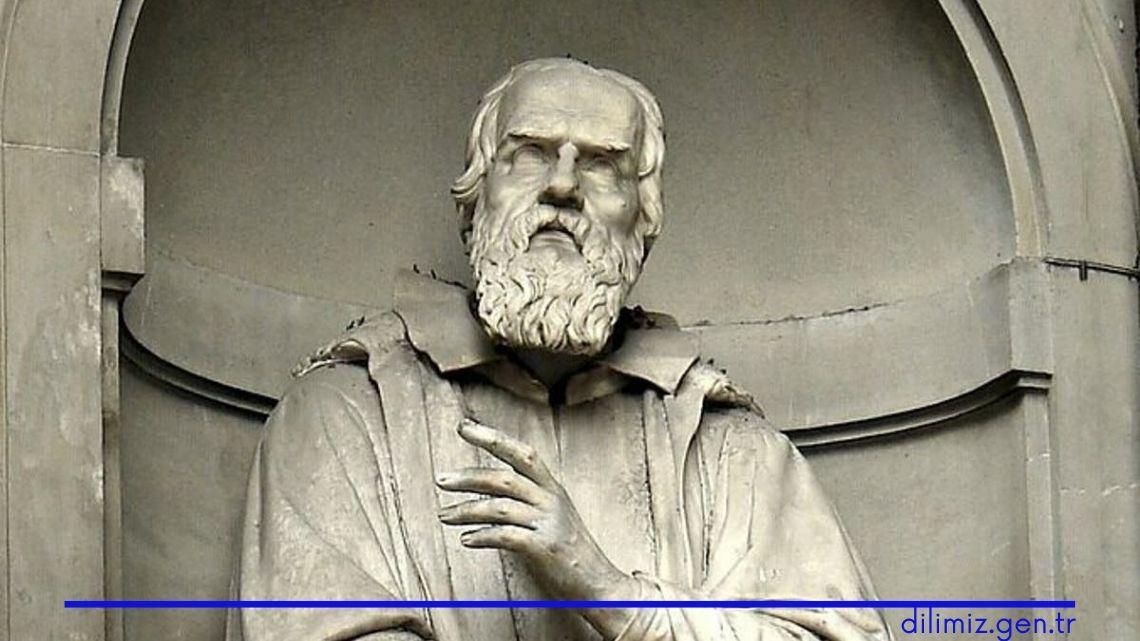 Galileo'nun Bilim Tarihi ve Felsefesindeki Yeri
