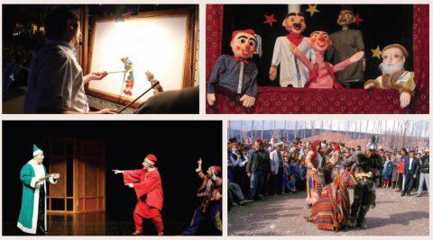 Türk Tiyatrosunun Tarihî Gelişimi ve Geleneksel Türk Tiyatrosunun Modern Tiyatroya Katkıları