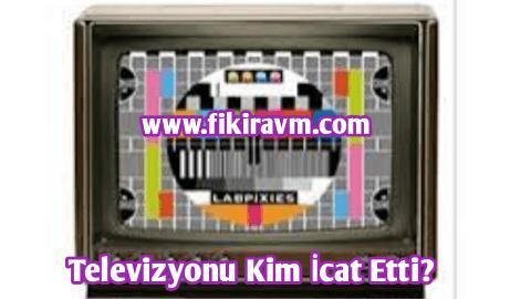 Televizyonun İcadı ve Tarihçesi