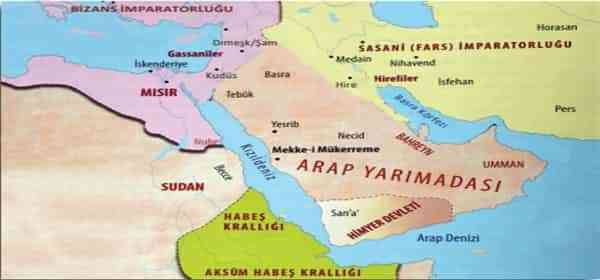 Peygamberimizin Hayatını Öğrenmenin Önemi 5 – harita 1 600 x 280 min