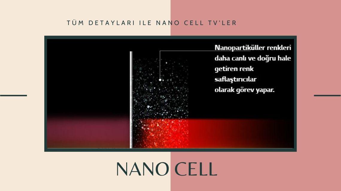 Nano Cell Ekran nedir? | Nano Cell ne demek? | Nano Cell yorumu